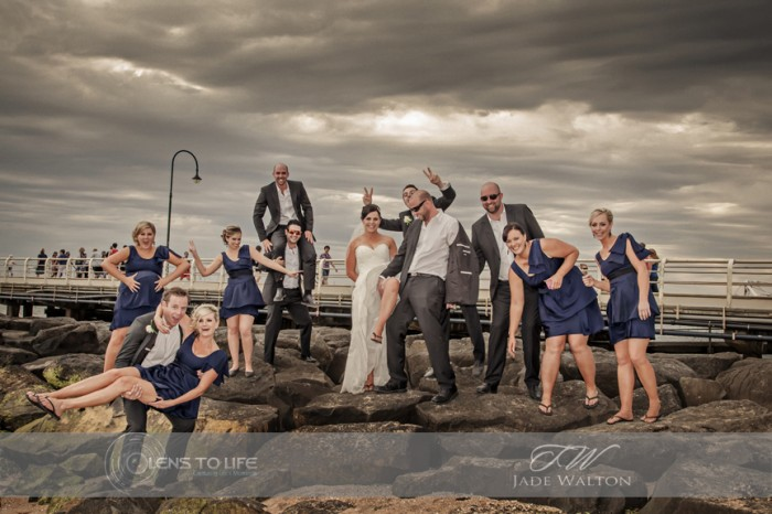 [wedding photos] - Docklands Wedding - 06