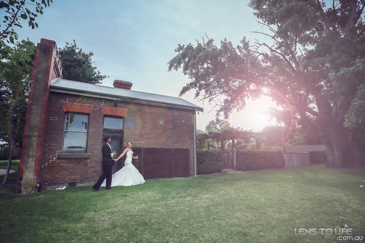 yarra glen wedding