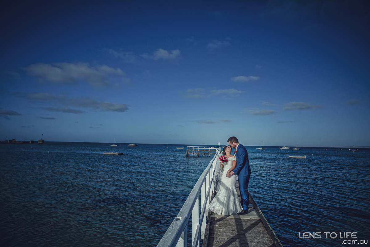 mornington peninsula wedding