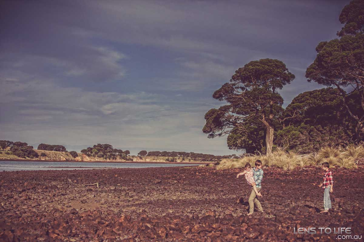 family photography gippsland
