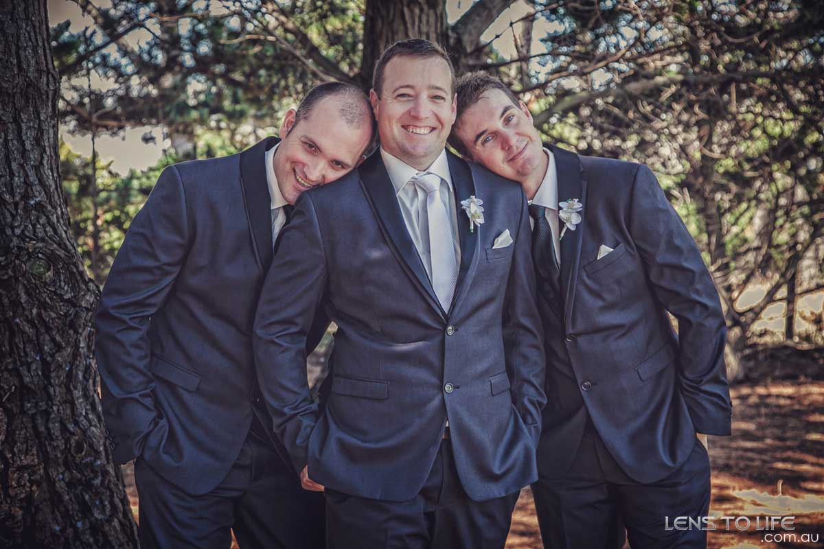 phillip island wedding photography by lens to life for Brad & Kate Feb 2014