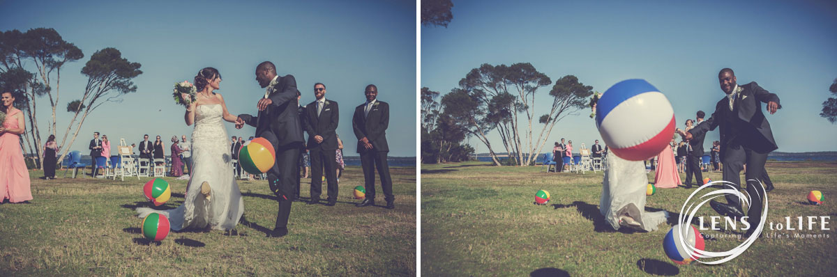 gippsland wedding wattle point