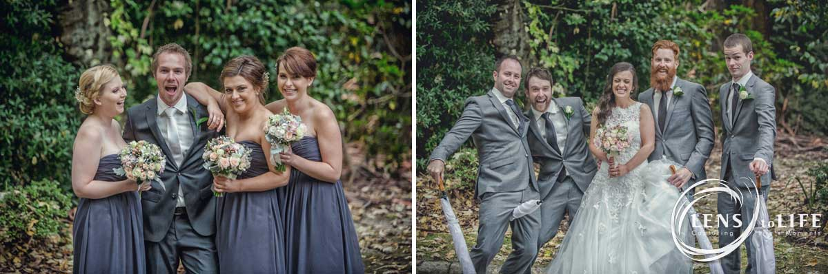 The wedding of Matt & Jess held at Marybrooke Manor in the Dandenong Ranges.