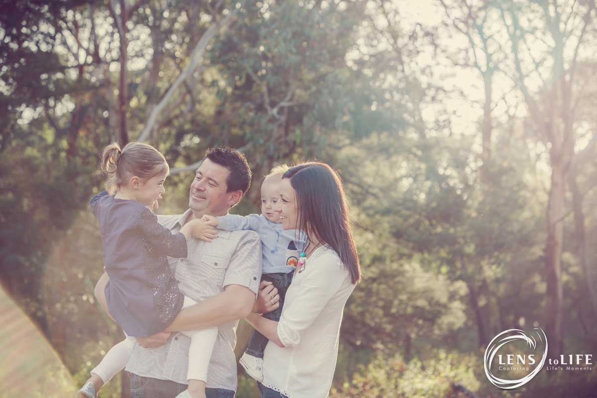 Phillip Island Family Portraits