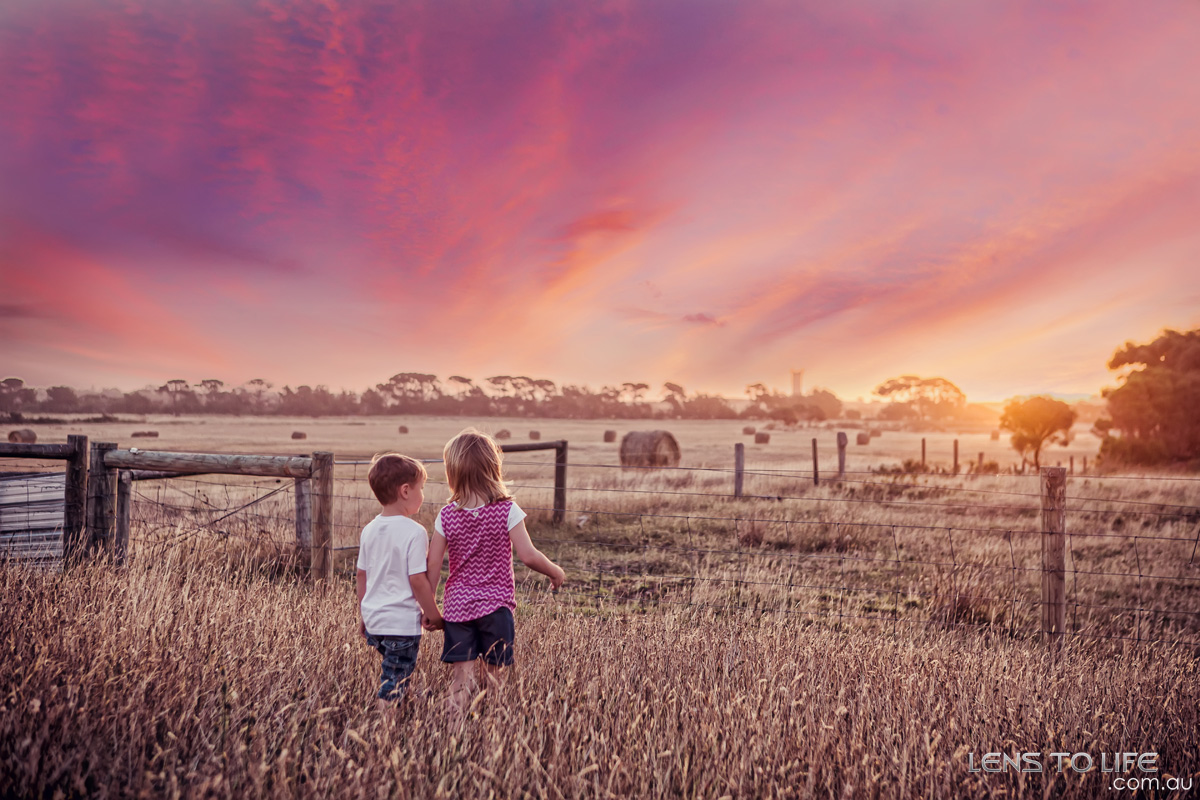 Wonthaggi Family Photography