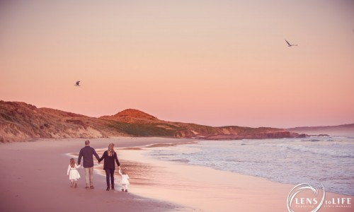 phillip island family photography