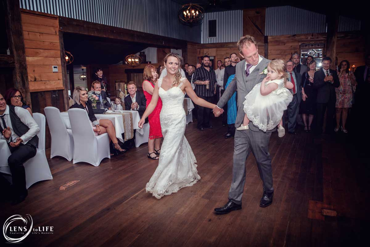 shearing shed wedding