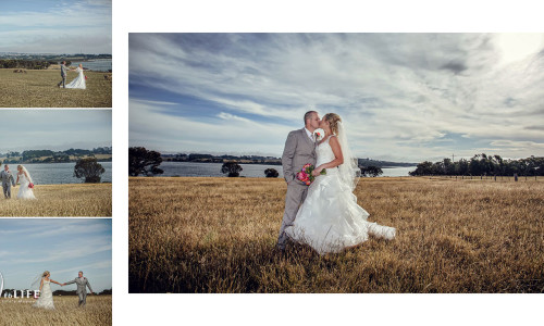 Phillip Island Wedding Album