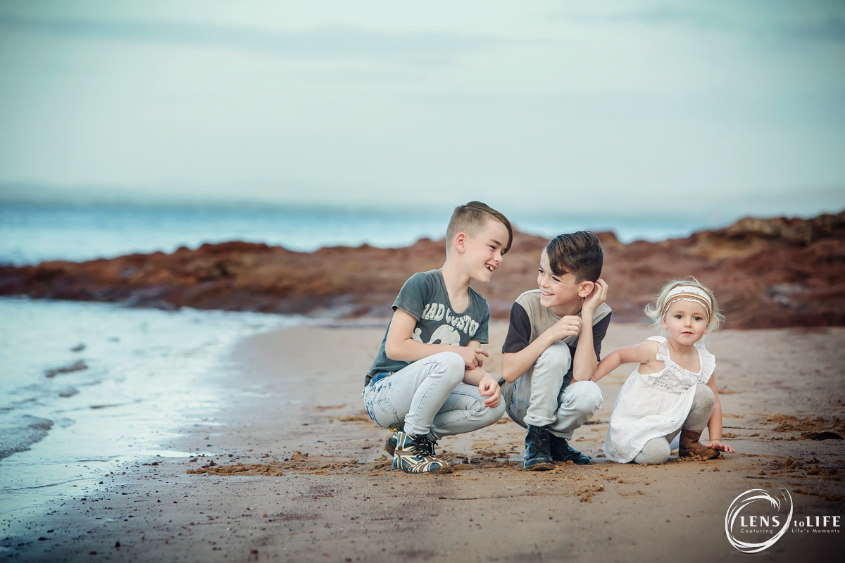 phillip island family photos 2017