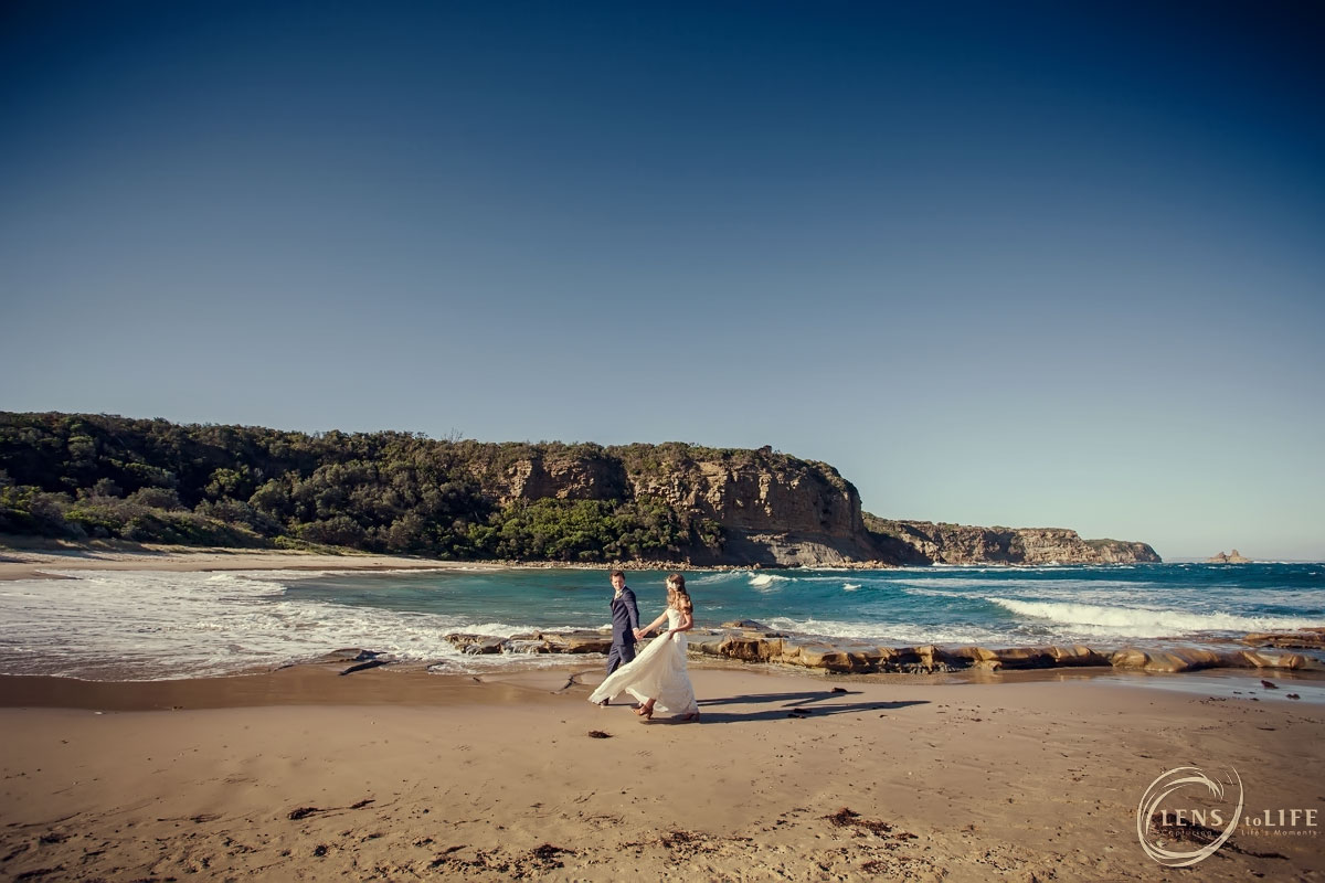 inverloch wedding racv resort