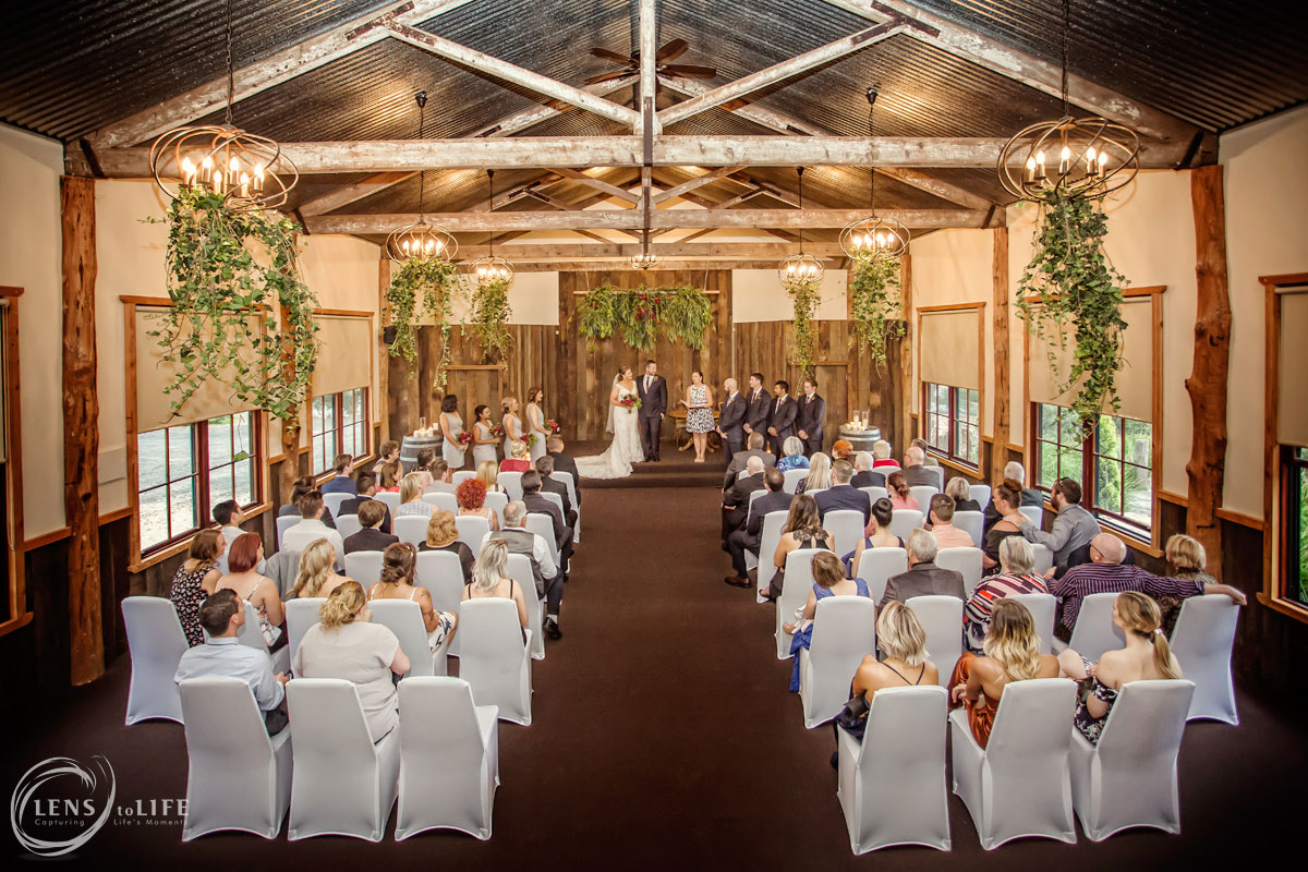 phillip island wedding ceremony