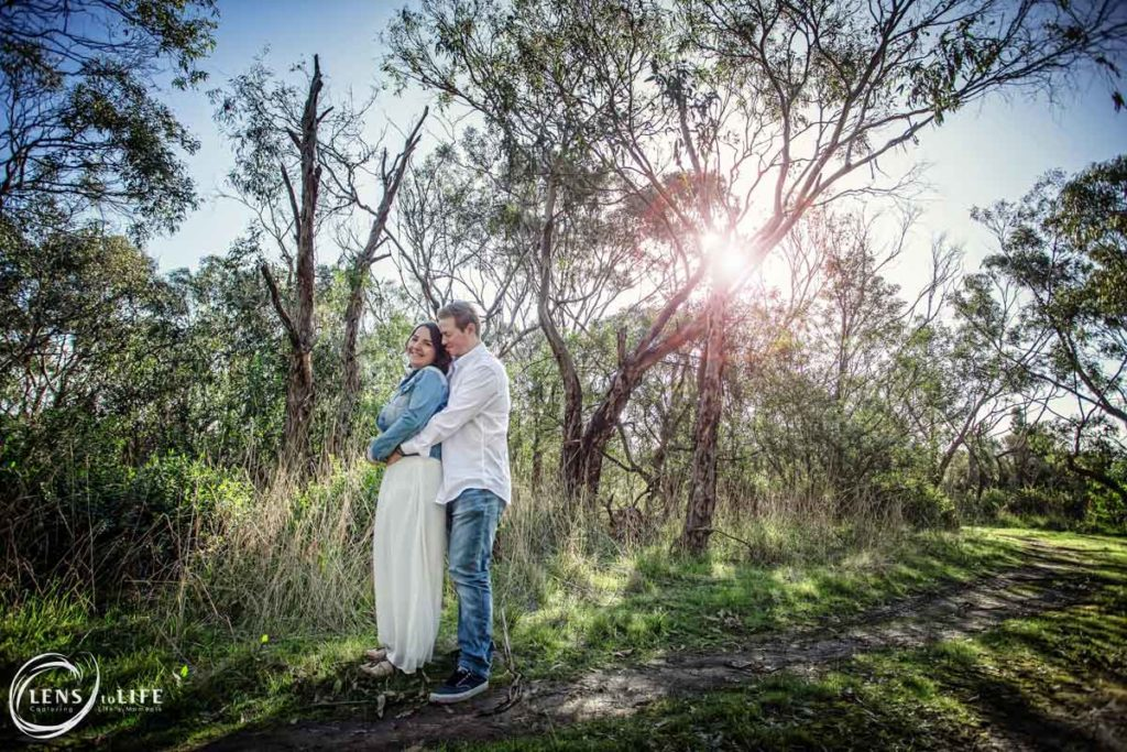 Gippsland Engagement Photos